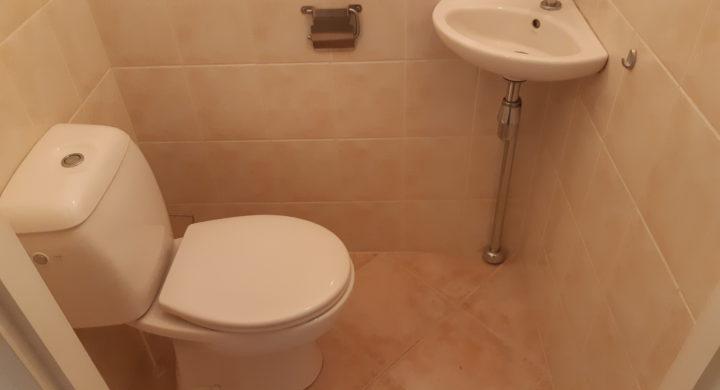 Toilet renovatie - Eelco Terpstra Bouw